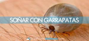 Soñar con Garrapatas