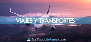 Sueños relacionados con viajes y transporte